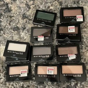 Maybelline Eyeshadow Bundle